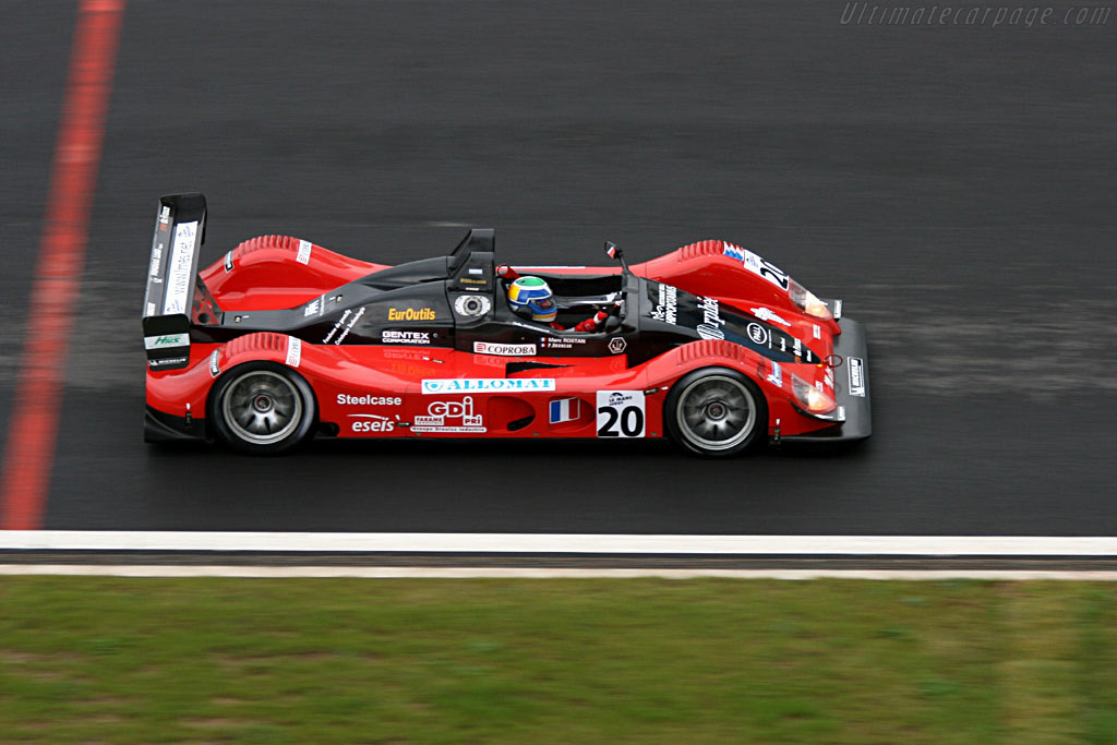 Pilbeam MP93 Judd - Chassis: 01 PB   - 2006 Le Mans Series Istanbul 1000 km