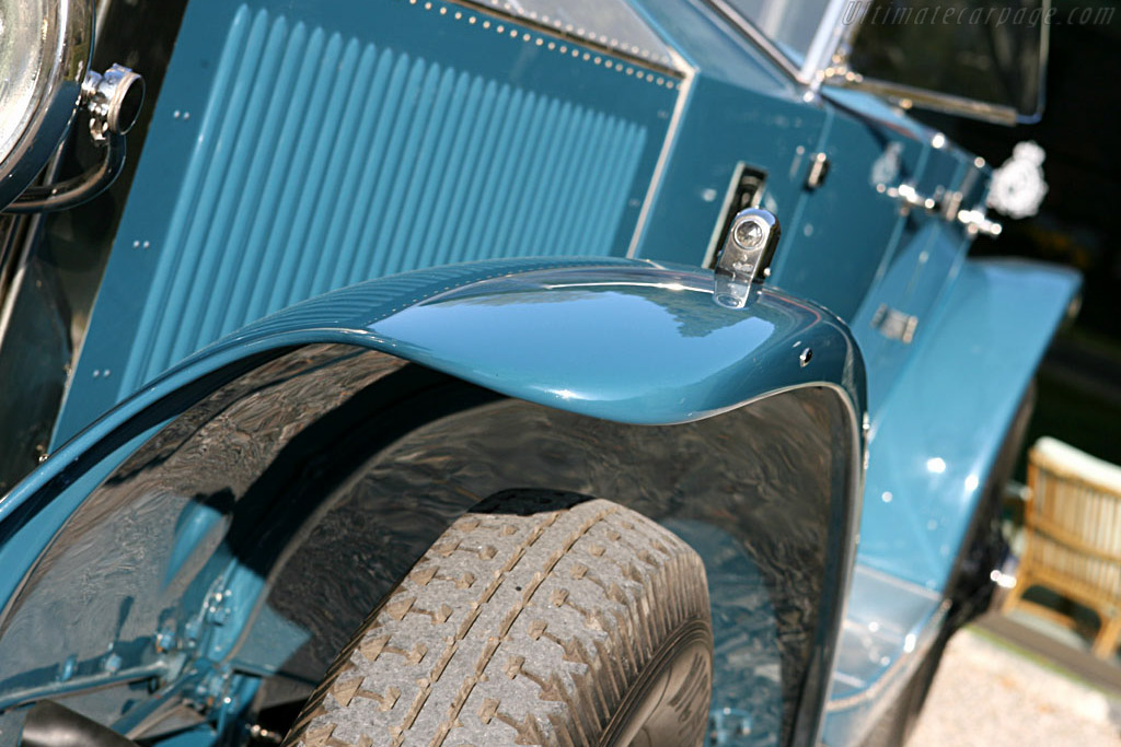 Rolls-Royce Phantom I Jarvis Torpedo - Chassis: 17EX   - 2006 Concorso d'Eleganza Villa d'Este