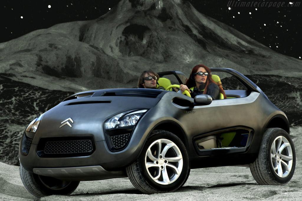 Citroën C-Buggy Concept