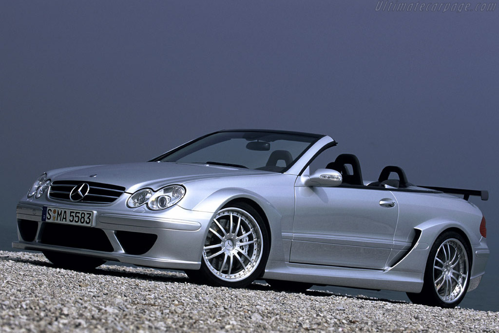 Click here to open the Mercedes-Benz CLK DTM AMG Cabriolet gallery