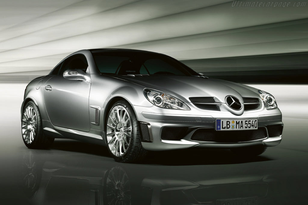 Click here to open the Mercedes-Benz SLK 55 AMG gallery