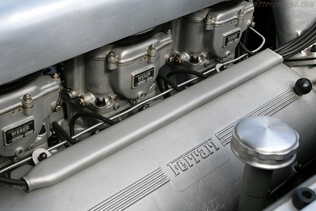 Ferrari 375 MM Scaglietti Coupe Speciale - Chassis: 0402AM   - 2006 Cavallino Classic