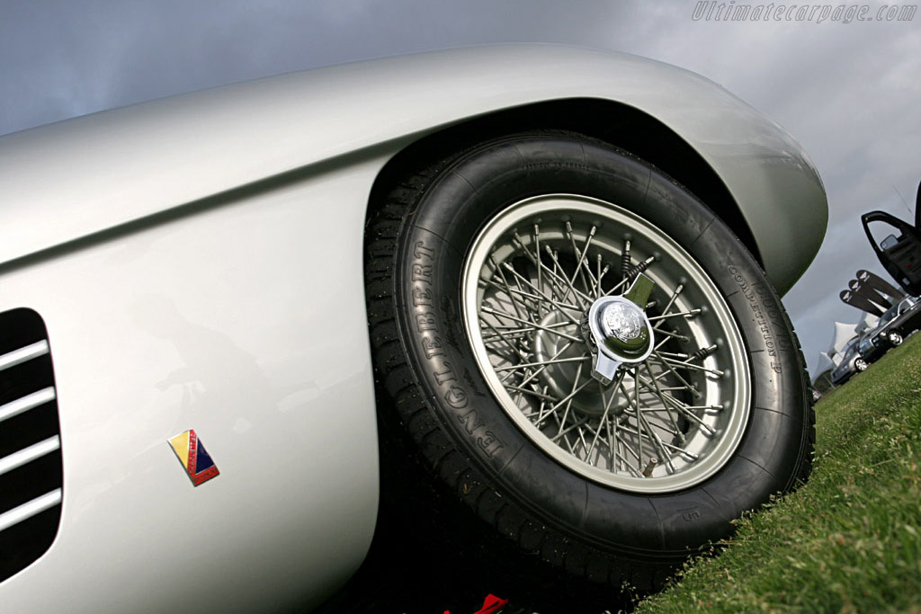 Ferrari 375 MM Scaglietti Coupe Speciale - Chassis: 0402AM   - 2006 Palm Beach International, a Concours d'Elegance