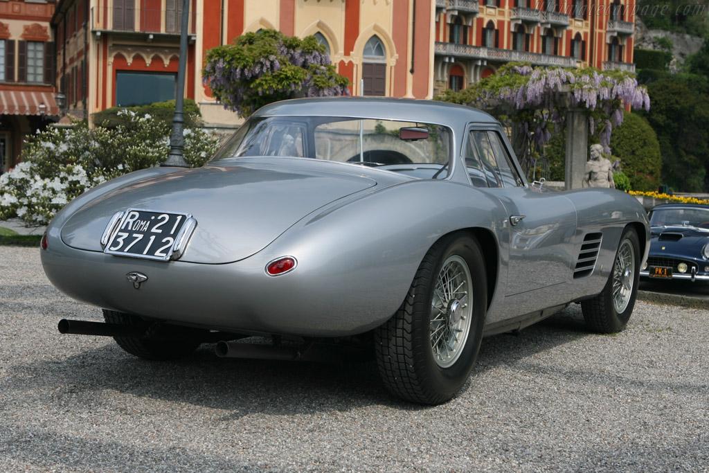 Ferrari 375 MM Scaglietti Coupe Speciale - Chassis: 0402AM  - 2007 Concorso d'Eleganza Villa d'Este