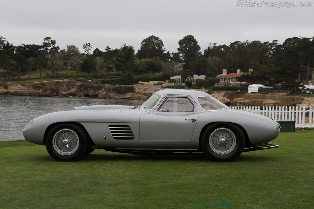 Ferrari 375 MM Scaglietti Coupe Speciale - Chassis: 0402AM   - 2014 Pebble Beach Concours d'Elegance