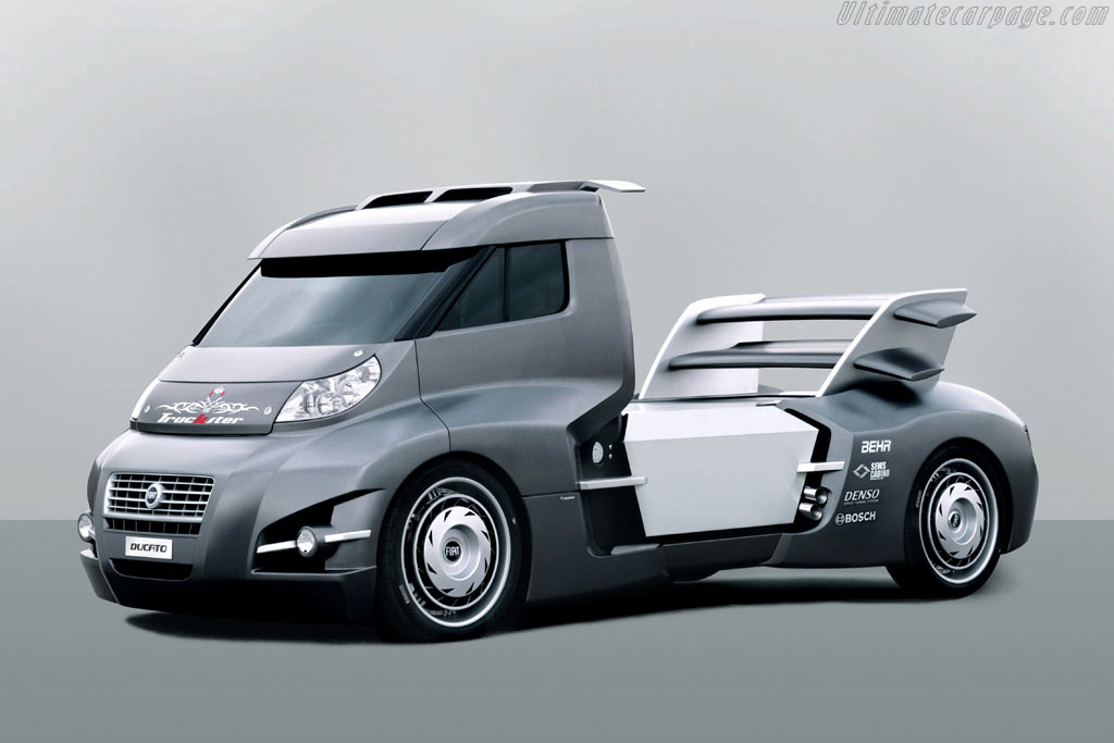 Click here to open the Fiat Ducato Truckster Concept gallery