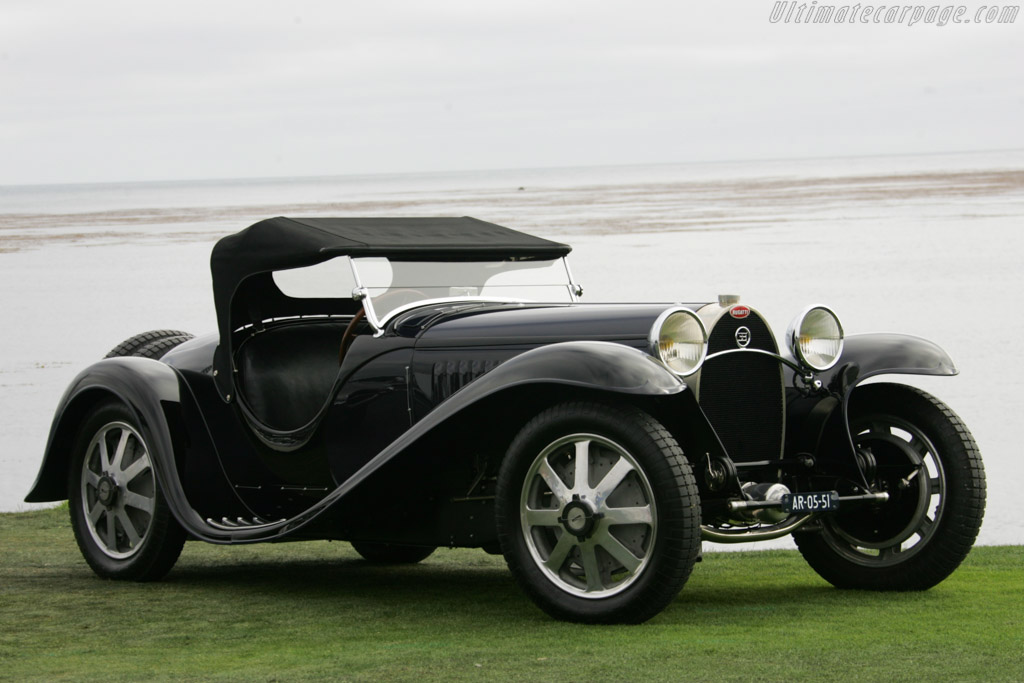 Bugatti Type 55 Roadster - Chassis: 55231   - 2010 Pebble Beach Concours d'Elegance