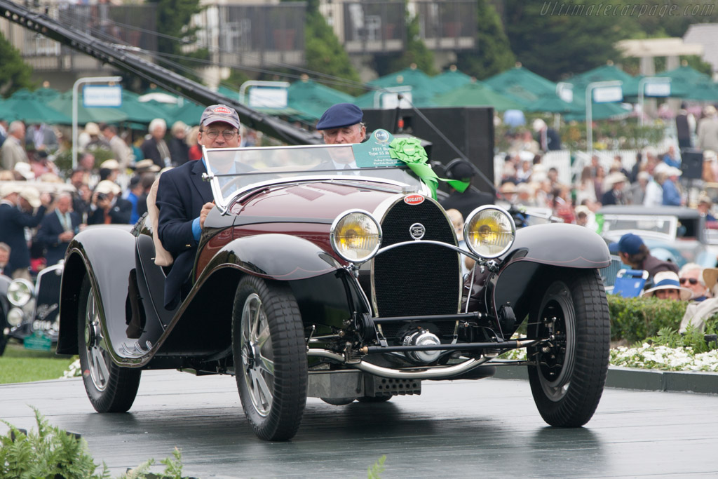 Bugatti Type 55 Roadster - Chassis: 55201   - 2012 Pebble Beach Concours d'Elegance