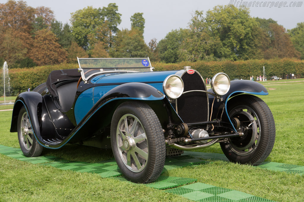 Click here to open the Bugatti Type 55 Roadster gallery