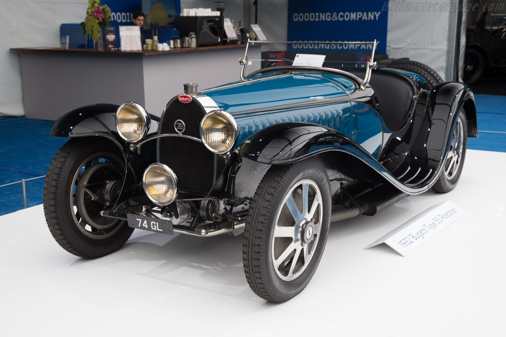 Bugatti Type 55 Roadster - Chassis: 55213   - 2016 Monterey Auctions