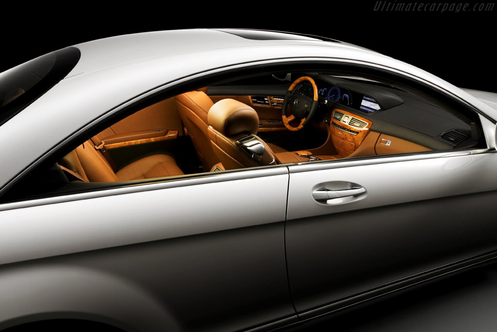 Mercedes Benz Cl 600