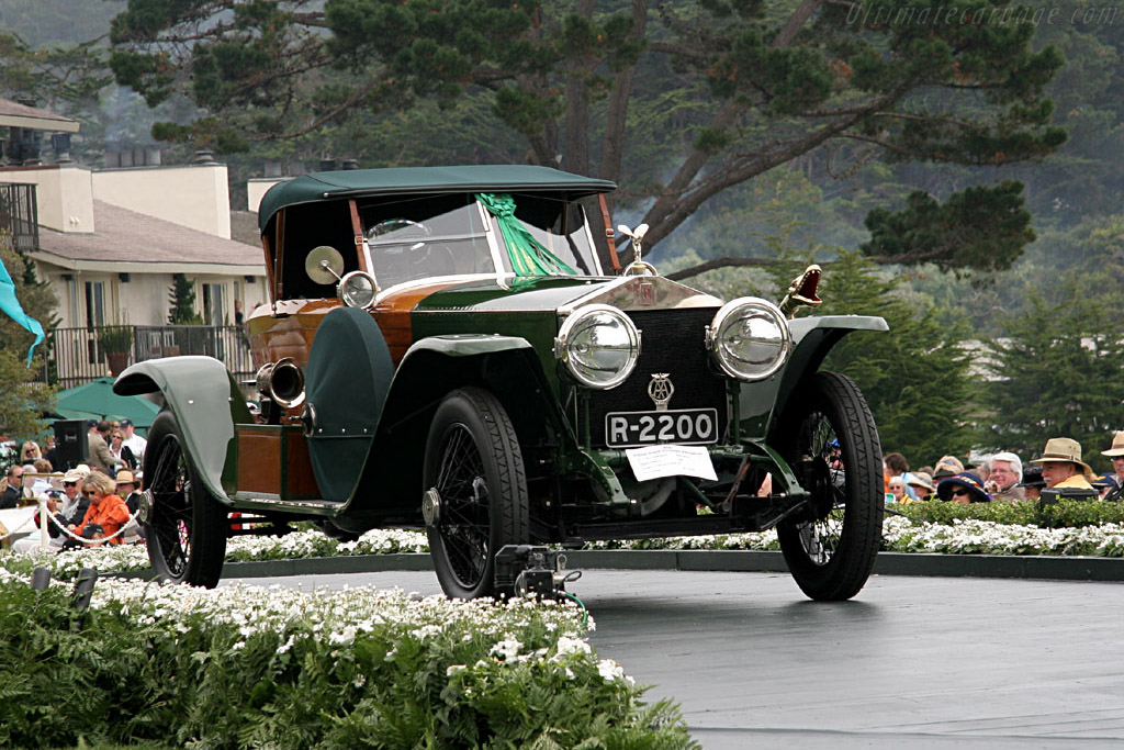 Click here to open the Rolls-Royce Silver Ghost Shapiro-Schebera Skiff gallery