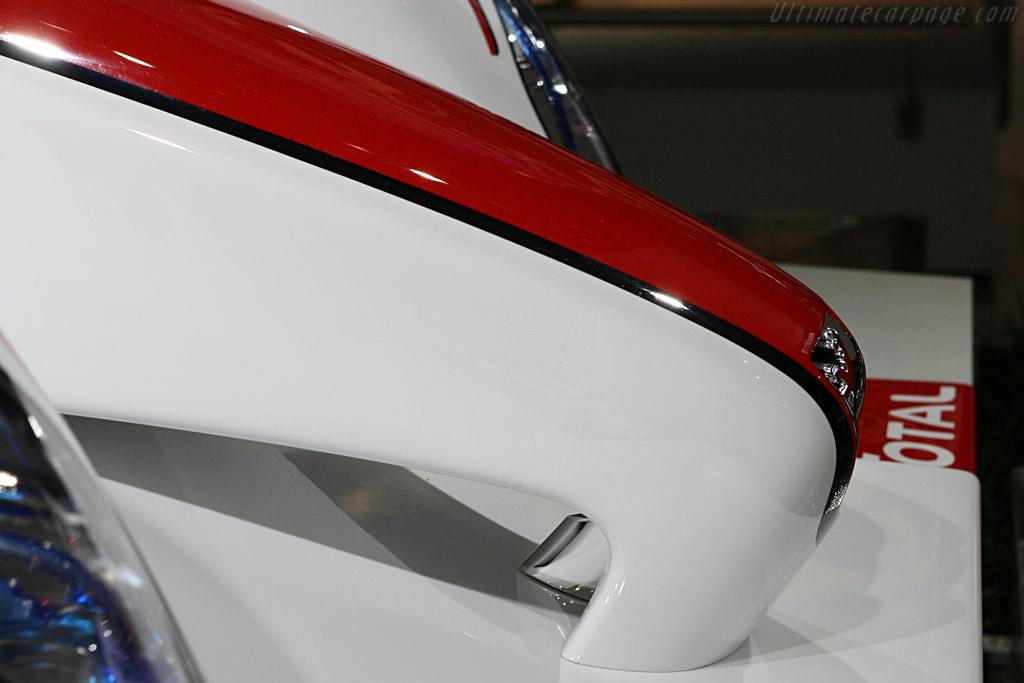 Peugeot 908 HDi FAP Concept    - 2006 Mondial de l'Automobile Paris