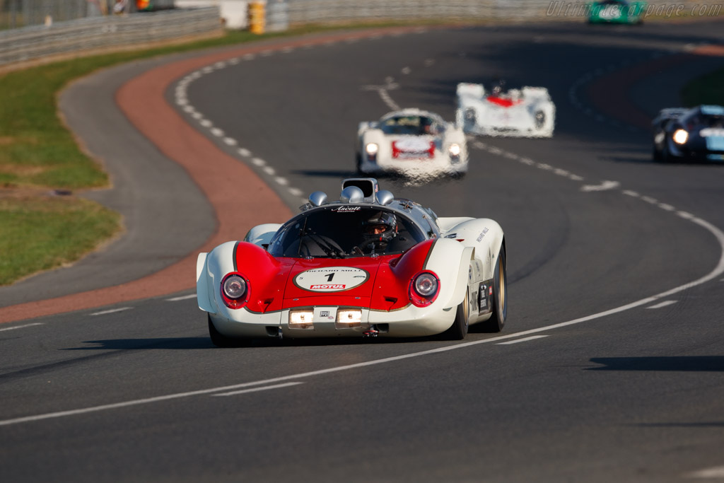 Howmet TX - Chassis: 004   - 2018 Le Mans Classic