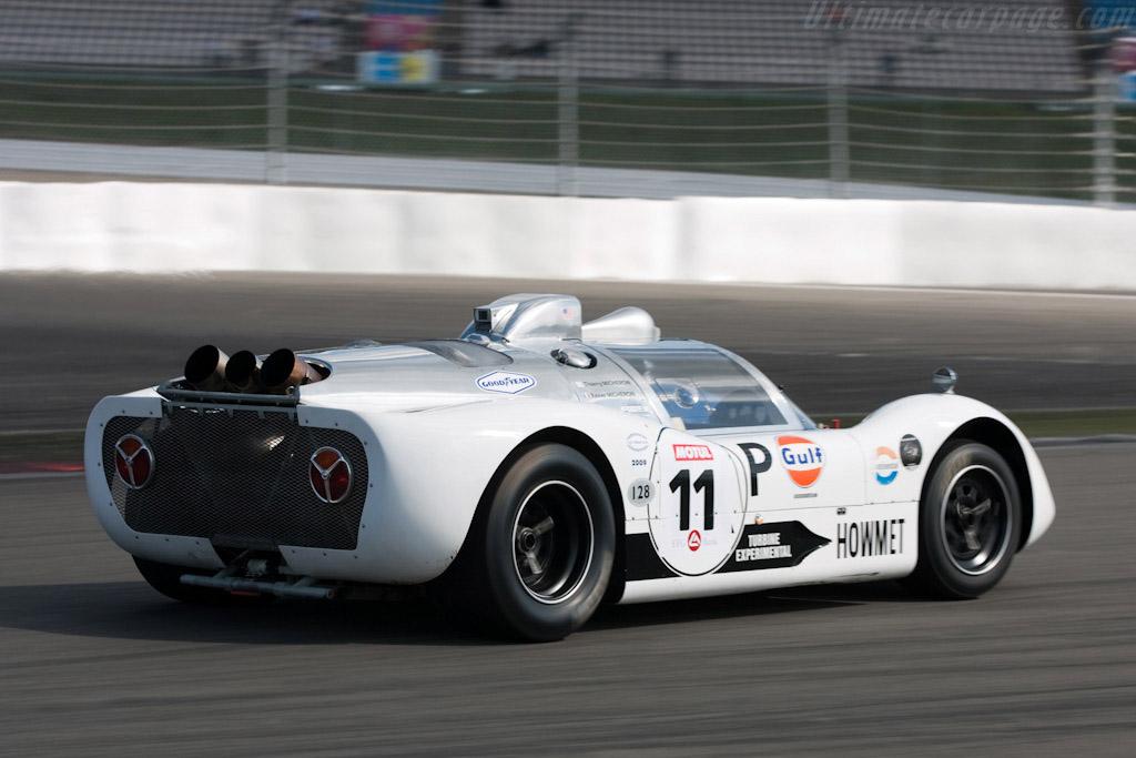 Howmet TX - Chassis: 002   - 2009 Le Mans Series Nurburgring 1000 km