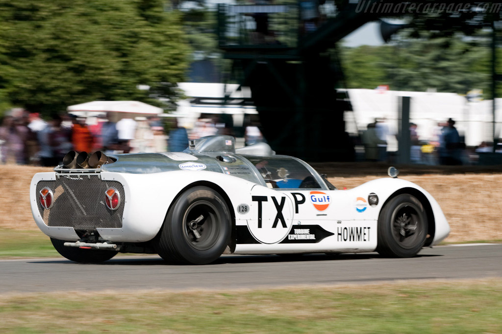 Howmet TX - Chassis: 002   - 2009 Goodwood Festival of Speed