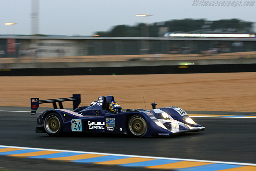Lola B05/40 Zytek - Chassis: B0540-HU02   - 2006 24 Hours of Le Mans