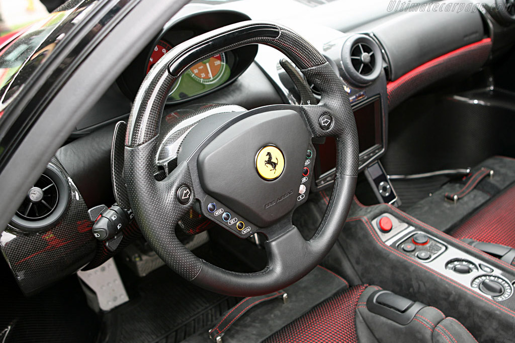Ferrari P4/5 by Pininfarina - Chassis: 135441   - 2006 Pebble Beach Concours d'Elegance