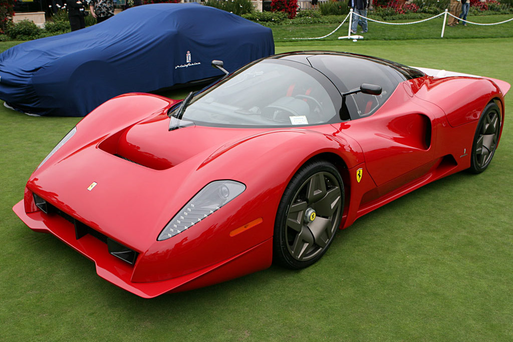 2006 ferrari p4/5pininfarina - images, specifications and