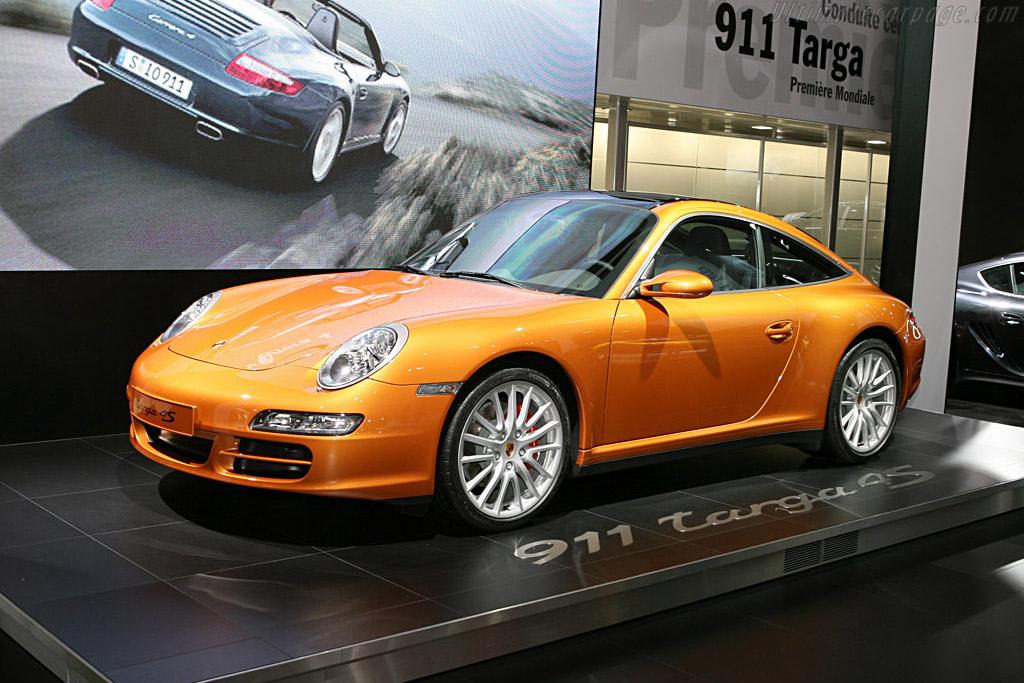 Click here to open the Porsche 997 Targa 4S gallery