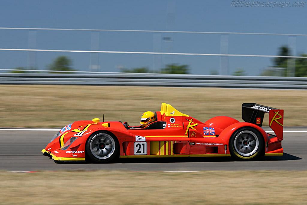 Radical SR9 AER - Chassis: SR9002   - 2006 Le Mans Series Nurburgring 1000 km
