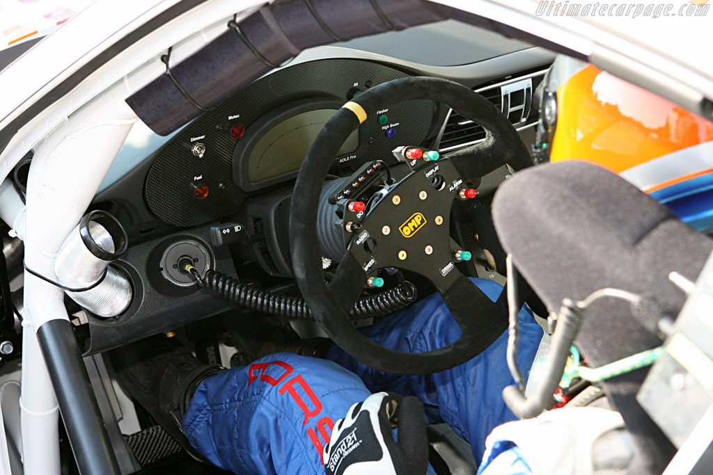 Porsche 997 GT3 RSR - Chassis: WP0ZZZ99Z7S799923   - Le Mans Series 2007 Season Preview
