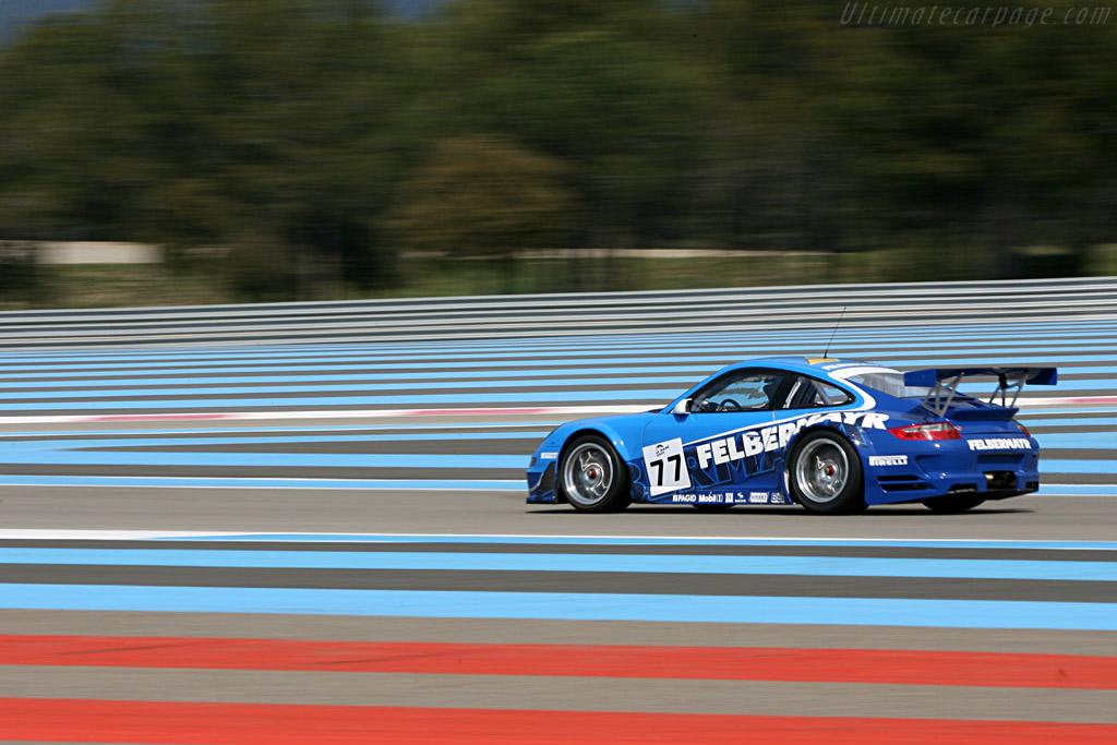 Porsche 997 GT3 RSR - Chassis: WP0ZZZ99Z7S799937   - Le Mans Series 2007 Season Preview