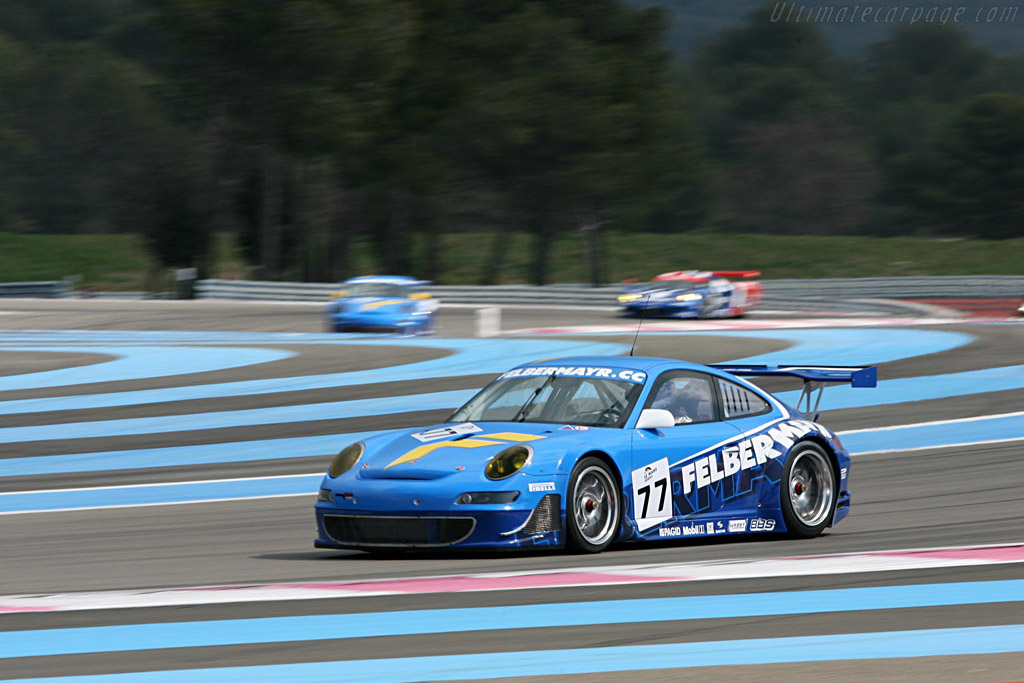 Porsche 997 GT3 RSR - Chassis: WP0ZZZ99Z7S799937   - Le Mans Series 2007 Season Preview