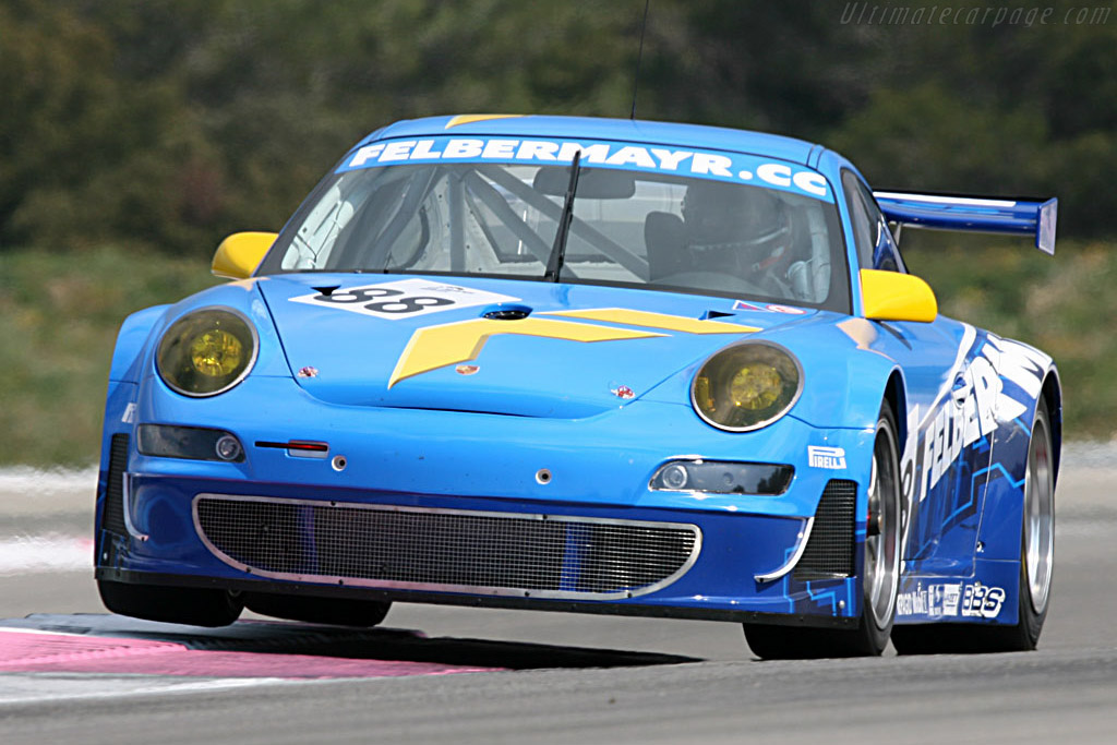 Porsche 997 GT3 RSR - Chassis: WP0ZZZ99Z7S799911  - Le Mans Series 2007 Season Preview