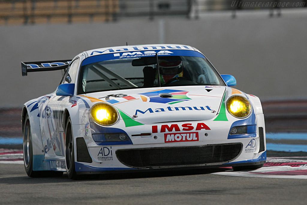 Porsche 997 GT3 RSR - Chassis: WP0ZZZ99Z7S799928   - Le Mans Series 2007 Season Preview