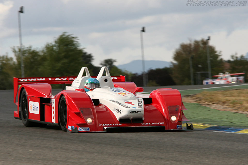 Lavaggi LS1 Ford - Chassis: 1   - 2006 Le Mans Series Jarama 1000 km