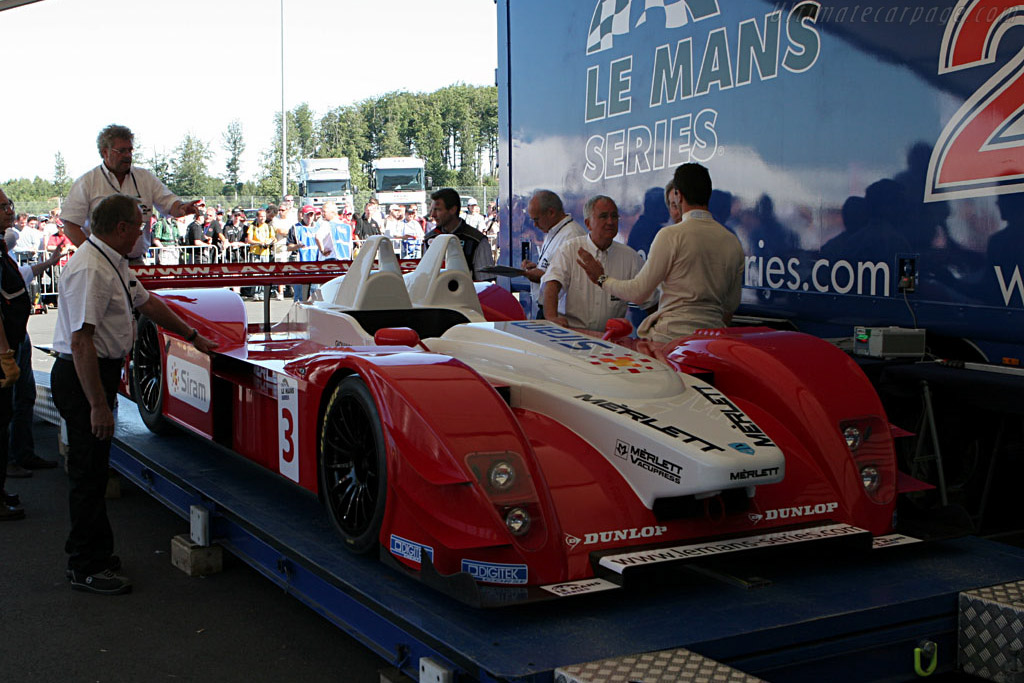 Lavaggi LS1 Ford - Chassis: 1   - 2006 Le Mans Series Nurburgring 1000 km