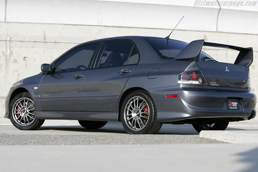 Mitsubishi Lancer EVO IX Special