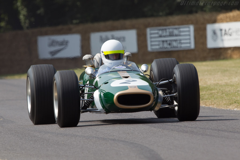 Click here to open the Brabham BT24 Repco gallery