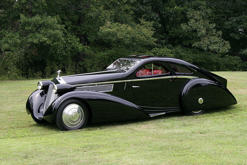 Click here to open the Rolls-Royce Phantom I Jonckheere Coupe gallery