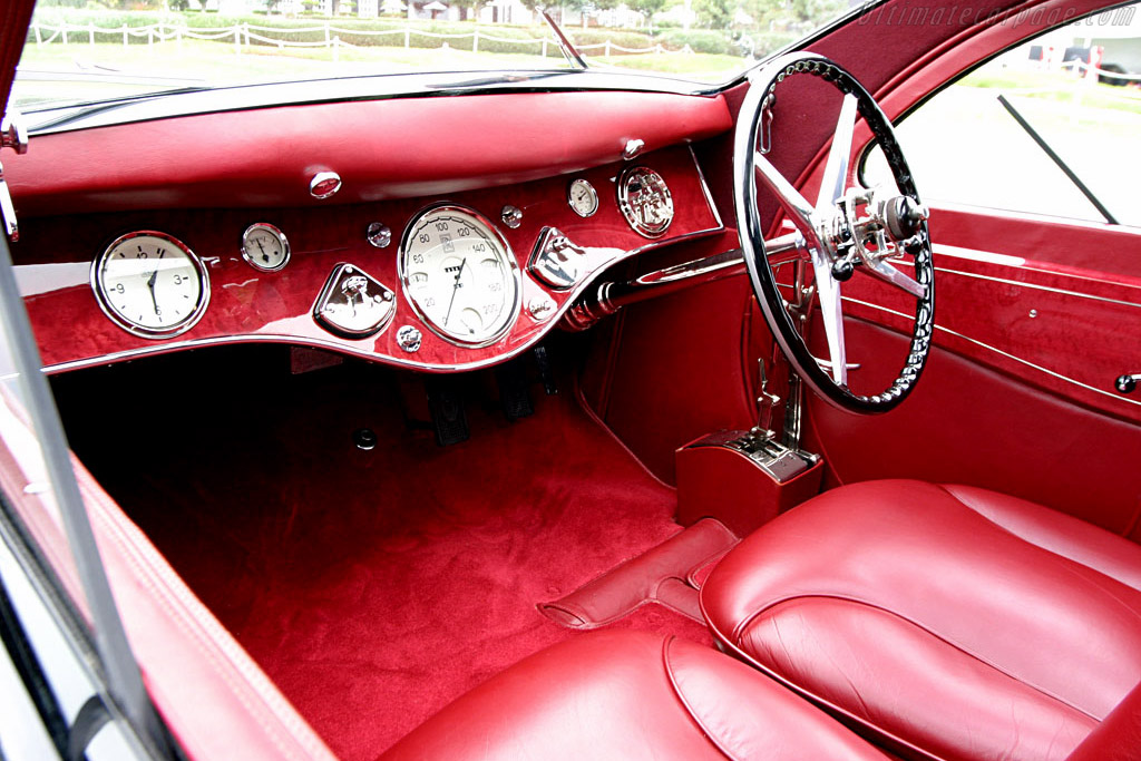 Rolls-Royce Phantom I Jonckheere Coupe - Chassis: ?   - 2005 Pebble Beach Concours d'Elegance
