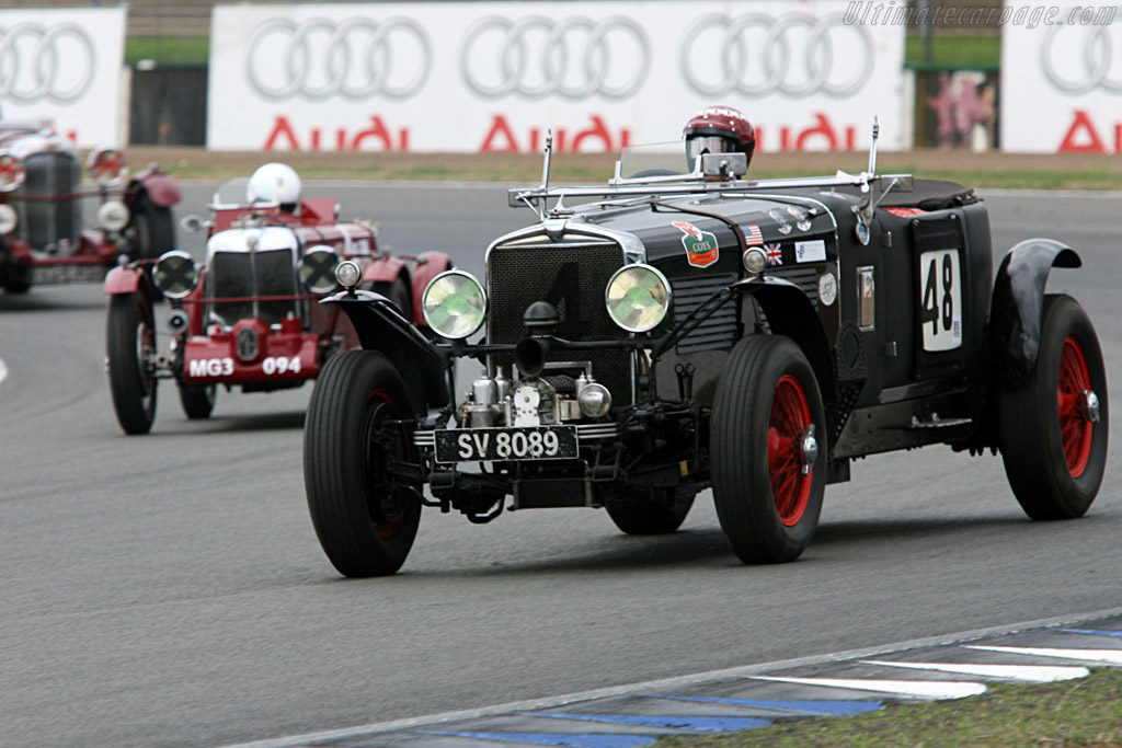 Stutz Black Hawk Supercharged Weymann Roadster - Chassis: LM 16729   - 2006 Silverstone Classic