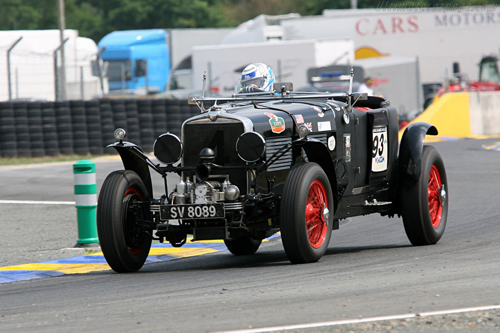 Stutz Black Hawk Supercharged Weymann Roadster - Chassis: LM 16729   - 2006 Le Mans Classic