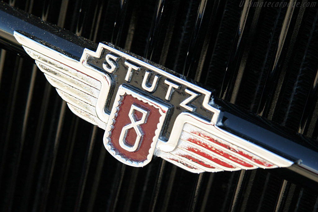 Stutz M Supercharged Lancefield Coupe - Chassis: 31312   - 2006 Meadow Brook Concours d'Elegance
