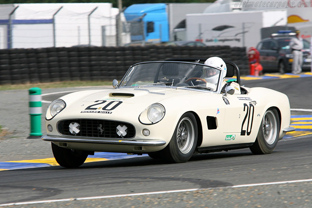 1960 Ferrari 250 Gt Swb California Competizione Spyder Images