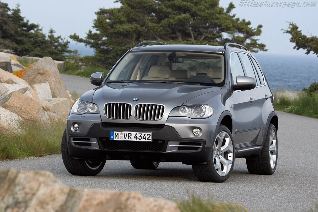 2007 - 2013 BMW X5 3.0D - Images, Specifications and Information