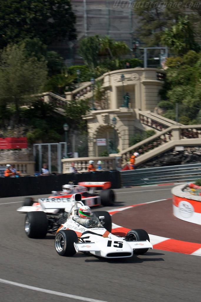 McLaren M19A Cosworth - Chassis: M19A-2  - 2008 Monaco Historic Grand Prix