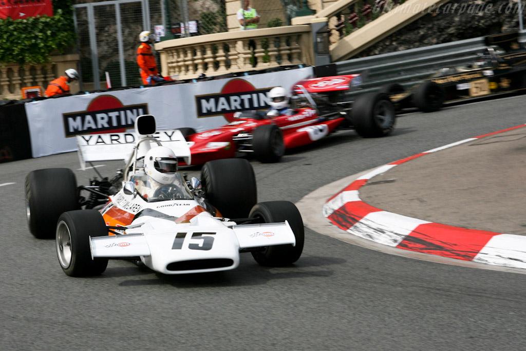McLaren M19A Cosworth - Chassis: M19A-2  - 2006 Monaco Historic Grand Prix
