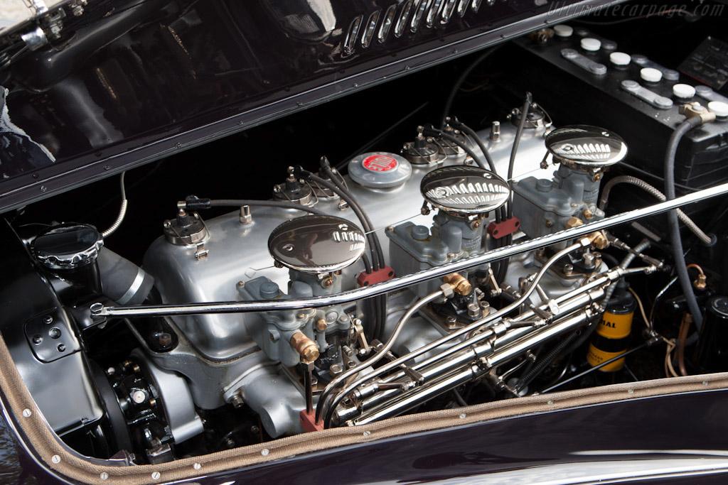 Talbot Lago T150C SS Figoni & Falaschi Teardrop Coupé - Chassis: 90117   - 2010 Concorso d'Eleganza Villa d'Este