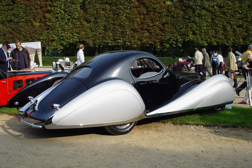 Talbot Lago T150C SS Figoni & Falaschi Teardrop Coupé - Chassis: 90110   - 2003 Louis Vuitton Classic
