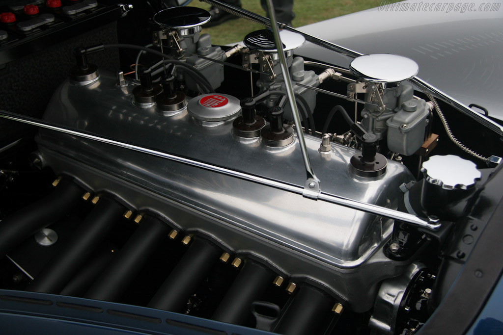 Talbot Lago T150C SS Figoni & Falaschi Teardrop Coupé - Chassis: 90107   - 2005 Pebble Beach Concours d'Elegance