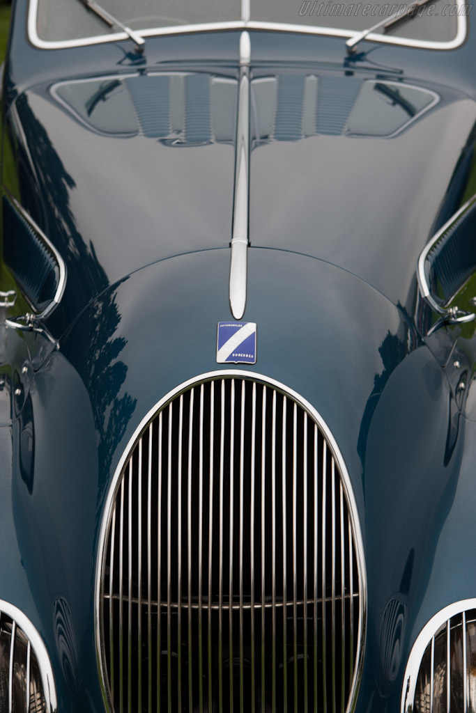 Talbot Lago T150C SS Figoni & Falaschi Teardrop Coupé - Chassis: 90104   - 2011 The Quail, a Motorsports Gathering