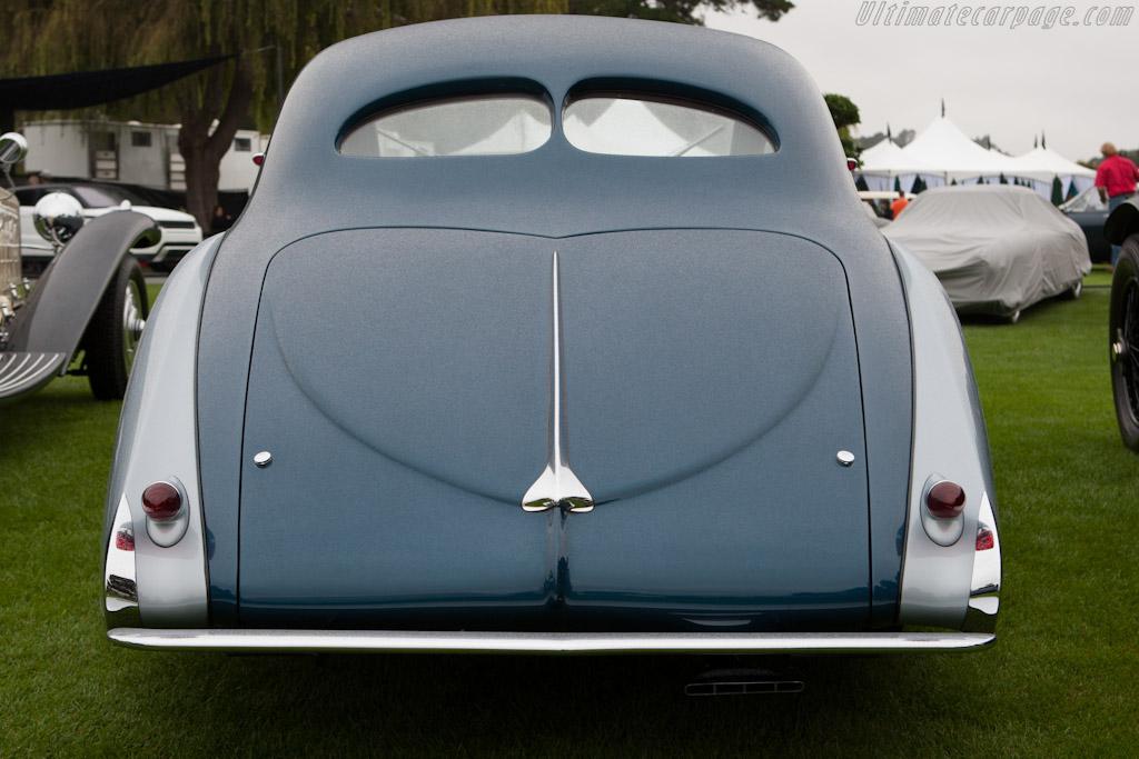 Talbot Lago T150C SS Figoni & Falaschi Teardrop Coupé - Chassis: 90104   - 2011 The Quail, a Motorsports Gathering