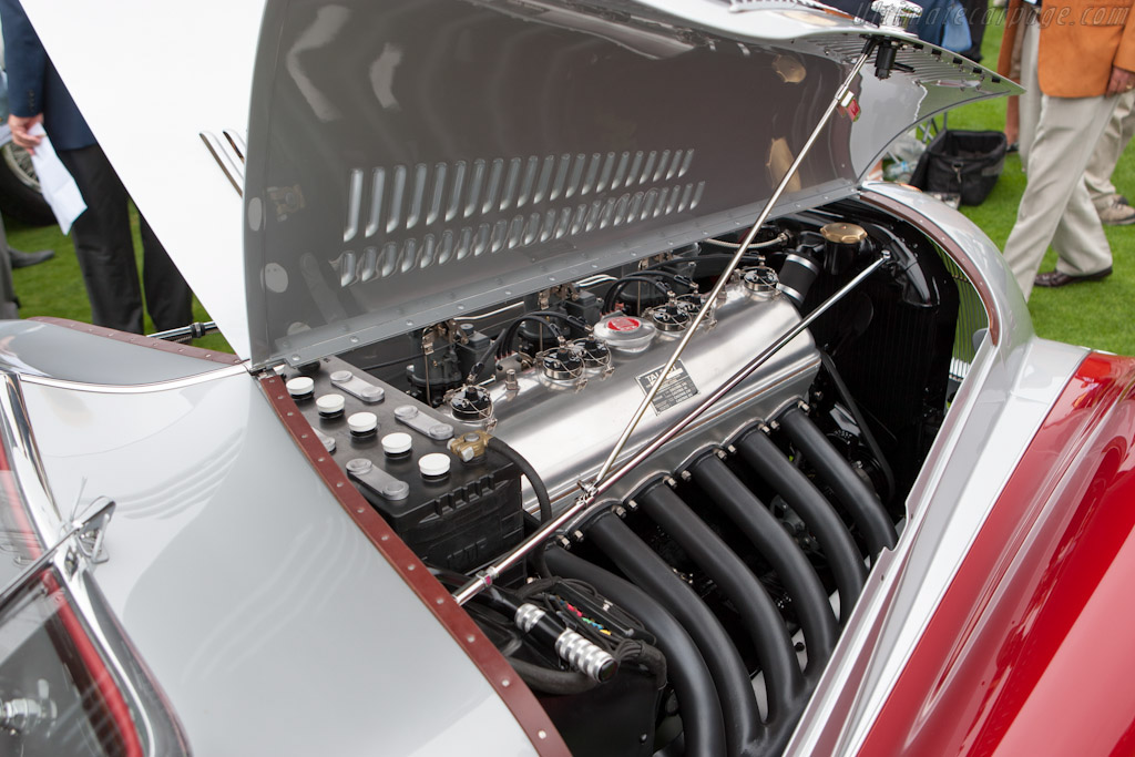 Talbot Lago T150C SS Figoni & Falaschi Teardrop Coupé - Chassis: 90103  - 2011 Pebble Beach Concours d'Elegance