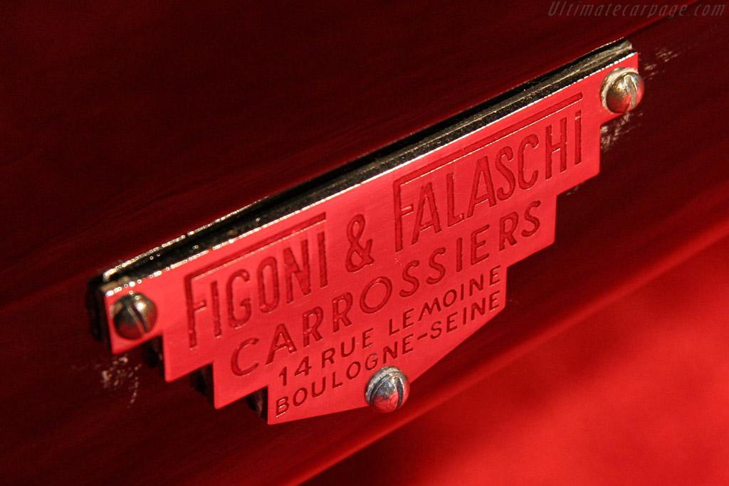 Talbot Lago T150C S Figoni & Falaschi 'Jeancart' Teardrop Coupé - Chassis: 90034  - 2005 Monterey Peninsula Auctions and Sales